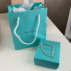 Tiffany and Co. bracelet